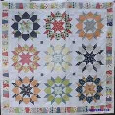 baptist fan quilting pattern. Like the border