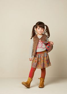 Oilily Children's wear fall/winter 2017 collection.