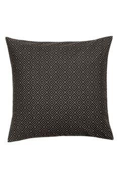 Copricuscino in tela di cotone Modello