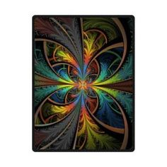 Special Design Psychedelic Trippy Colorful Art Fleece Throws Blankets 58x80 (Large)    Cool, Trippy, and Bold Psychedelic Room Decor    Imagine a Home full of bold abstract psychedelic home decor.  You will find all kinds of bold, unique, trippy home decorations.  You will even find crazy rainbow colored home decorative accents.  Overall anything with vibrant colors, mandalas or trippy mushrooms is fun for most rooms in the home.  In fact I especially love this decor in game rooms, dens, man…