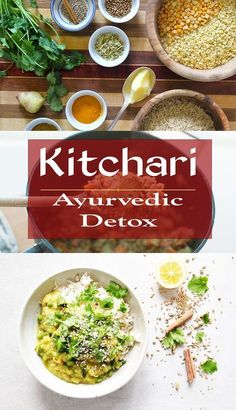 Kitchari is perhaps one of the main courses in Ayurvedic cooking. Perfect dish for those who practice yoga, because yoga can be considered as part of Ayurveda. #detox #ayurveda #recipe http://www.ayaksma.world/single-post/2016/11/27/Yoga-Food-Kitchari