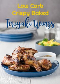Low Carb Crispy Bake