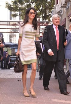 Amal Alamuddin in Greece as part of lawyers team offering advice on the return of Parthenon sculptures Parthenon, Lawyers, Greece, Sculptures, Bring It On, Advice, Chic, Style, Fashion
