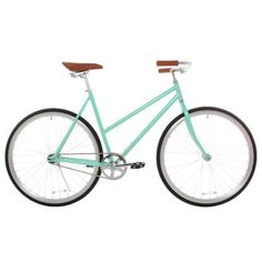 Vilano Women's Classic Urban Commuter Single Speed Bike Fixie Style City Road Bicycle