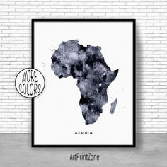 $8.00 Africa Map, Africa Print, Africa Continent, Map of Africa, Map Wall Art Print, Travel Map, Travel Decor, Office Decor, Office Wall Art #OfficeWallArt #MapWallArtPrint #ArtPrint #AfricaContinent #TravelMap #AfricaMap #AfricaPrint #OfficeDecor #MapOfAfrica #TravelDecor