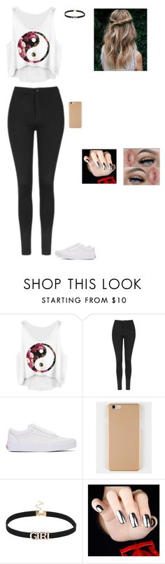 Untitled #234 by sing-into-life on Polyvore featuring Topshop and Vans