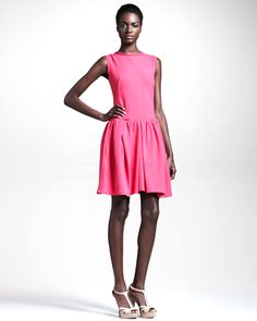 #BGSale - the perfectly pink office dress from Carven. $267