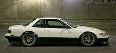 I do love the s13 silvia and this is a great example of one.