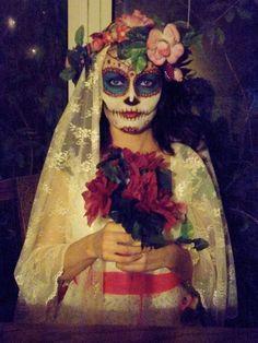 Day of the Dead. Bride.