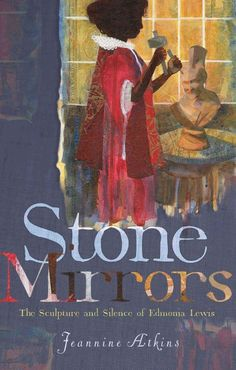 Stone Mirrors: The Sculpture and Silence of Edmonia Lewis by Jeannine Atkins (Grades 9 & up). A biographical novel in verse of a half Native American, half African American female sculptor, Edmonia Lewis, working in the years right after the Civil War.