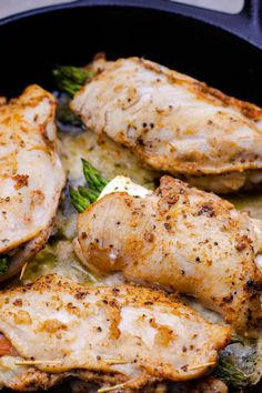 Chicken Breast With Bacon, Boneless Chicken Breast, Wedge Fries, Butterflied Chicken, Asparagus Bacon, Large Oven, Cream Cheese Chicken, Shweshwe Dresses, Dishes