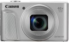 Buy Canon PowerShot HS Zoom Camera - Silver at Argos. Canon Kamera, Bluetooth, Sony, Cmos Sensor, Canon Powershot, Zoom Lens, Argos, Wide Angle, Fujifilm Instax Mini
