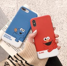 Mobile Phone Cases, Phone Covers, Iphone Cases, Shopee Malaysia, Elmo Cookies, Elmo And Cookie Monster, Latest Mobile Phones, Iphone 6 S Plus, Iphone Models