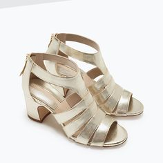 10 Pairs Of Shoes To Snag From Zara   theglitterguide.com