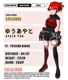 Hero Costumes, Ayato, Superhero Design, Anime Oc, Character Portraits, Yuu, Boku No Hero Academia, Piercing, Character Ideas