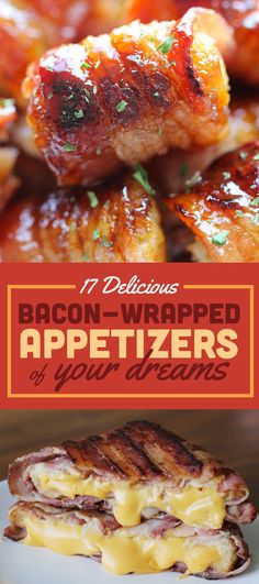 17 Glorious Bacon-Wrapped Foods That Will Sexually Awaken You