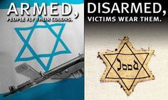 Never Again… The safety of the Jewish people will be determined by the Jewish people…our days of relying on the false promises of others are over!
