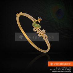 Innovatively fabricated Kada that you will love to wear.
