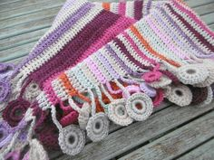 Ravelry: Circle of Life Wrap free pattern by Sue Pinner