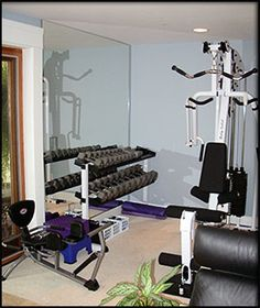 for our home gym?