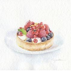 Вот такой окончательный вариант пироженки)))!!! Готовлюсь к выставке в…