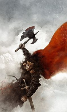 King Kull by tikos.deviantart.com on @deviantART