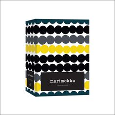 Marimekko: 100 Postcards :: LOVVEEEE me some Marimekko patterns and sending a hand-written note!