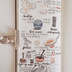mark 呆~📝 #journal#diary#notebook#文房具#手帳#日記#hobonichi#Hoboweeks#hobo#手帳好朋友#ほぼ日#ほぼ日#scrawl#sketch#sailor#pen#food#foodie#lovelife#breakfast#lunch#dinner#vscocam#lovelife#stationery#menu