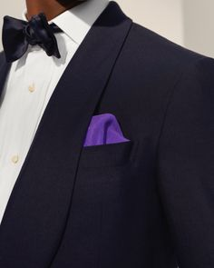 2ee20239 Ralph Lauren Purple Label · First Look: The distinguishing elegance of  Purple Label evening style from the new Spring 2020