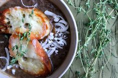 Gastronomical Sovereignty: I Was Kissed by a Frenchie! French Onion Soup