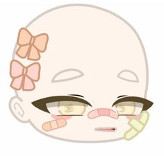 Kawaii Drawings, Cute Drawings, Simbolos Para Nicks, Club Hairstyles, Drawing Anime Clothes, Funny Phone Wallpaper, Club Face, Club Design, Character Outfits