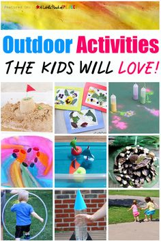 Outdoor Activities t