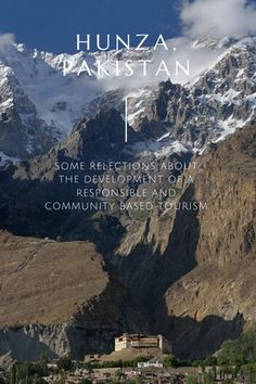 Baltit Fort, Karakoram Highway, Hunza Valley, Valley Village, Tourism Day, Tourist Office, Public Transport, Travel Guide, Pakistan