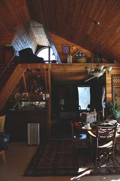 excellent layout for a adirondack style cabin lean-to