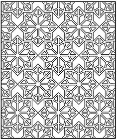 Adult coloring page Orient Mandala Coloring Pages, Coloring Pages To Print, Colouring Pages, Coloring Books, Cut Work, Ways To Relax, Adult Coloring, Printables, Quilts
