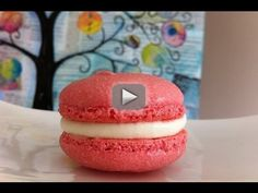 easy macaron macaroon recipe recette how to cook that ann reardon - How to make easy macaron macaroon recipe, with troubleshooting tips for how to solve flat lumpy or cracked macarons. For Printable Recipe with quantities go to:  How to Cook That is a dessert cooking channel with  step by step video tutorials for yummy desserts, macarons, cupcakes, chocolate and cake decorating lessons.  For printable copies of the recipes visit the website at   SUBSCRIBE :   CHOCOLATE TUTORIALS:   DESSERT