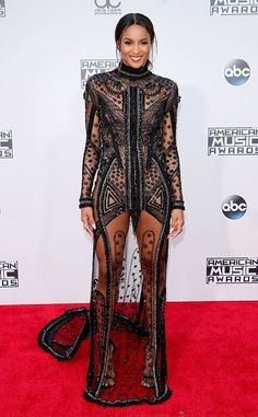 American Music Awards 2015: all the best looks of the night of the AMA