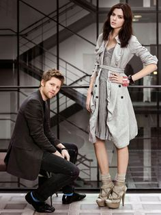 CHRISTOPHER BAILEY, Creative Director, Burberry CHARITY: The Burberry Foundation