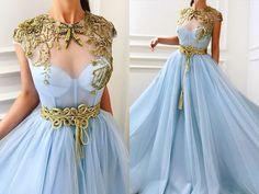 Gala Dresses, 15 Dresses, Cheap Dresses, Blue Dresses, Pretty Dresses, Beautiful Dresses, Evening Dresses, Bridal Dresses, Formal Dresses