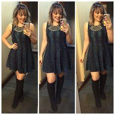 Dicas para usar vestido com bota #ModaDaLila