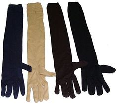 Aadishwar Creations 4 Set of Hand Gloves Uv Protect for Hand Gloves, Different Colors, Safety, Hands, Amazon, Summer, Stuff To Buy, Security Guard, Amazons