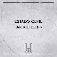 Estado civil: Arquitecto
