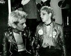 EARLY PUNKS