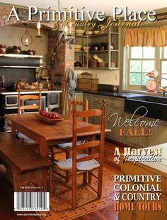 Primitive Decorated Home Tours   welcome to a primitive place where prim friends gather a primitive ...