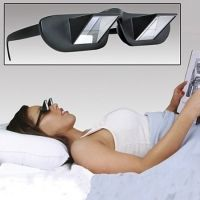 Prism Mirror Glasses - Great for reading or watching tv in bed w/o hurting your neck