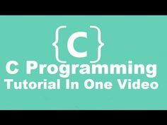 C Programming Language is the most popular computer language and most used programming language till now. It is very simple and elegant language. C Programming Learning, C Programming Tutorials, Python Programming, Computer Programming, Learn C, Learn To Code, Different Programming Languages, Memory Management, Socialism