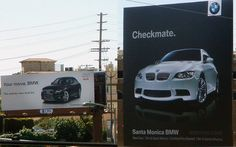 BMW ambush marketing