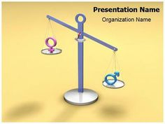 #TheTemplateWizard presents professionally designed Gender Discrimination 3D #Animated #PPT…