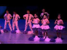 Zeynep Öke Yılsonu Gösterisi - YouTube