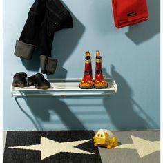 Shoe shelf kenkähylly, valkoinen Maze - Osta kalusteita verkossa osoitteessa ROOM21.fi